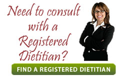Find a Registered Dietician